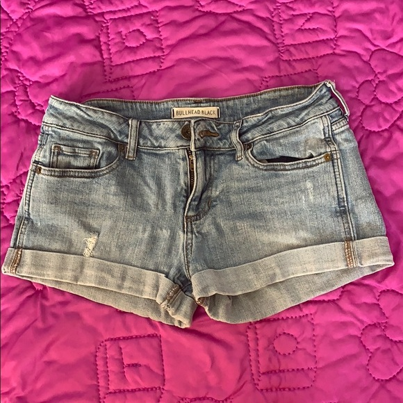 Bullhead Pants - jean shorts